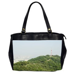 Seoul Oversize Office Handbag (two Sides)