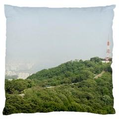 Seoul Large Flano Cushion Case (Two Sides)