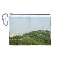 Seoul Canvas Cosmetic Bag (large)