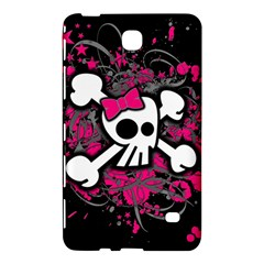 Girly Skull And Crossbones Samsung Galaxy Tab 4 (7 ) Hardshell Case