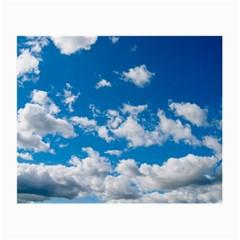 Bright Blue Sky Glasses Cloth (small)