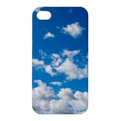 Bright Blue Sky Apple Iphone 4/4s Hardshell Case