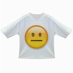Neutral Face  Baby T-shirt