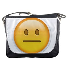 Neutral Face  Messenger Bag