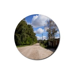 Dusty Road Drink Coasters 4 Pack (round)