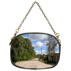 Dusty Road Chain Purse (two Sided)