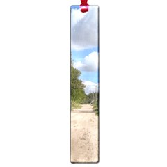Dusty Road Large Bookmark