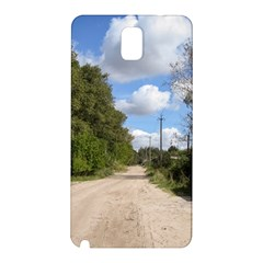 Dusty Road Samsung Galaxy Note 3 N9005 Hardshell Back Case