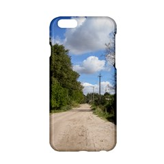 Dusty Road Apple iPhone 6 Hardshell Case