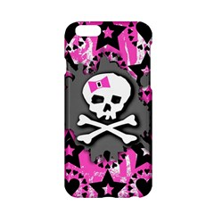Pink Bow Skull Apple iPhone 6 Hardshell Case