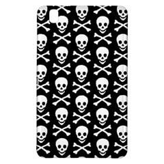 Skull And Crossbones Pattern Samsung Galaxy Tab Pro 8 4 Hardshell Case