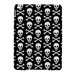 Skull and Crossbones Pattern Apple iPad Air 2 Hardshell Case