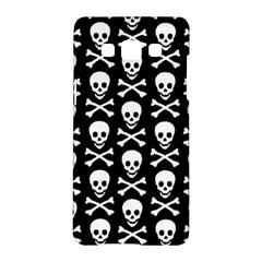 Skull And Crossbones Pattern Samsung Galaxy A5 Hardshell Case