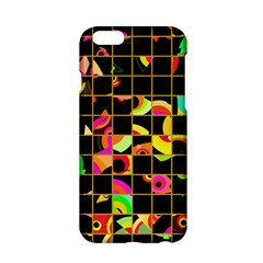 Pieces in squares Apple iPhone 6 Hardshell Case
