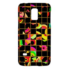 Pieces in squaresSamsung Galaxy S5 Mini Hardshell Case