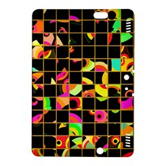 Pieces in squares	Kindle Fire HDX 8.9  Hardshell Case