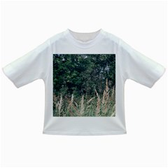 Grass And Trees Nature Pattern Baby T-shirt