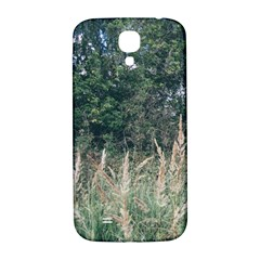 Grass And Trees Nature Pattern Samsung Galaxy S4 I9500/i9505  Hardshell Back Case