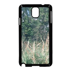 Grass And Trees Nature Pattern Samsung Galaxy Note 3 Neo Hardshell Case (Black)