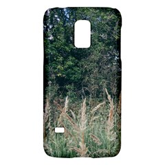 Grass And Trees Nature Pattern Samsung Galaxy S5 Mini Hardshell Case