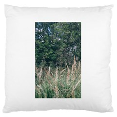 Grass And Trees Nature Pattern Standard Flano Cushion Case (One Side)