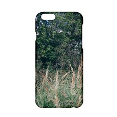 Grass And Trees Nature Pattern Apple Iphone 6 Hardshell Case