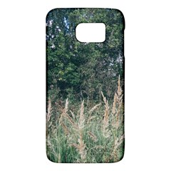 Grass And Trees Nature Pattern Samsung Galaxy S6 Hardshell Case