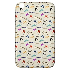 Mustaches Samsung Galaxy Tab 3 (8 ) T3100 Hardshell Case