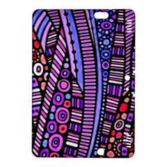 Stained glass tribal pattern Kindle Fire HDX 8.9  Hardshell Case