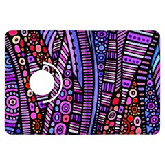 Stained glass tribal pattern Kindle Fire HDX Flip 360 Case