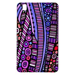 Stained glass tribal pattern Samsung Galaxy Tab Pro 8.4 Hardshell Case