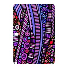 Stained Glass Tribal Pattern Samsung Galaxy Tab Pro 12 2 Hardshell Case