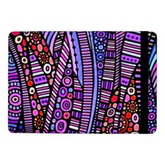 Stained glass tribal pattern Samsung Galaxy Tab Pro 10.1  Flip Case