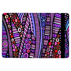 Stained glass tribal pattern Apple iPad Air Flip Case