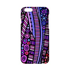 Stained Glass Tribal Pattern Apple Iphone 6 Hardshell Case