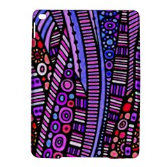 Stained glass tribal pattern Apple iPad Air 2 Hardshell Case