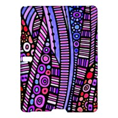 Stained glass tribal pattern Samsung Galaxy Tab S (10.5 ) Hardshell Case