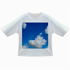 Bright Blue Sky 2 Baby T Shirt