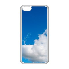 Bright Blue Sky 2 Apple Iphone 5c Seamless Case (white)