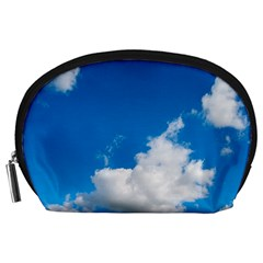 Bright Blue Sky 2 Accessory Pouch (Large)