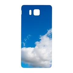Bright Blue Sky 2 Samsung Galaxy Alpha Hardshell Back Case