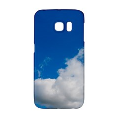 Bright Blue Sky 2 Samsung Galaxy S6 Edge Hardshell Case