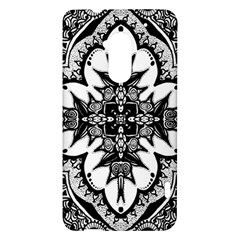 Doodle Cross  HTC One Max (T6) Hardshell Case