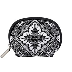 Doodle Cross  Accessory Pouch (Small)