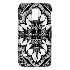 Doodle Cross  Samsung Galaxy S5 Mini Hardshell Case
