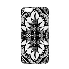Doodle Cross  Apple Iphone 6 Hardshell Case