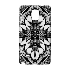 Doodle Cross  Samsung Galaxy Note 4 Hardshell Case