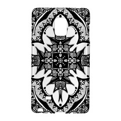 Doodle Cross  Samsung Galaxy Note Edge Hardshell Case