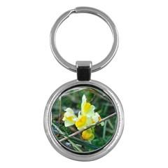 Linaria Key Chain (round)