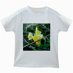 Linaria Kids T-shirt (White)